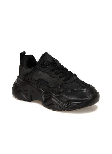 Kinetix Kinetix AS00464779 Kadın Sneaker Siyah